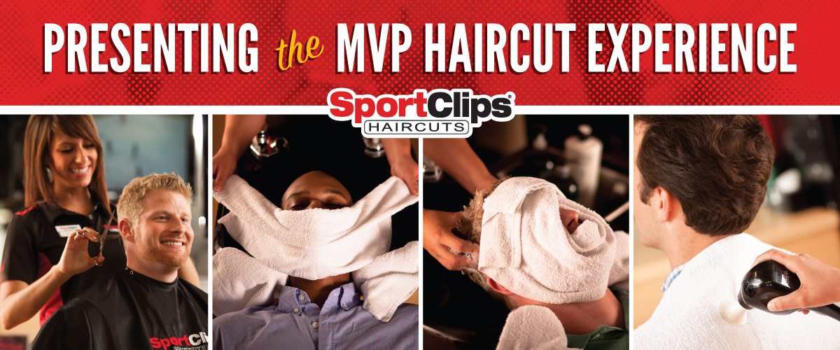 The Sport Clips Haircuts of NE Columbia MVP Haircut Experience